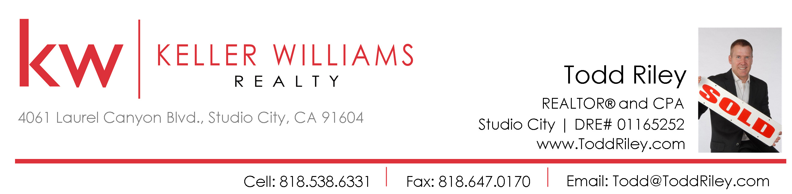 Todd Riley - Westlake Village Real Estate Agent